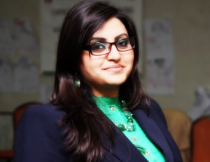 Gulalai Ismail; Photo: Emme Khan