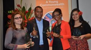 With Award Winners